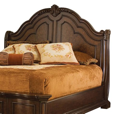 sleigh headboard king samuel lawrence edington cal king king sleigh headboard