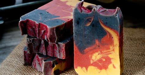 Handmade Soap Los Angeles - in the explosively awesome cfire soap