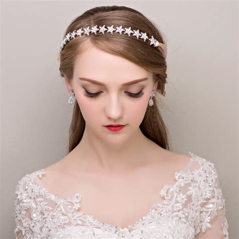 Crown Headband tiara noiva quinceanera tiaras and crowns wedding headband