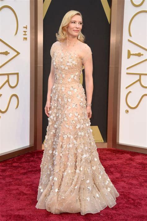 Oscars Carpet Cate Blanchett by Oscars Fashion 2014 Cate Blanchett Wears Gold Armani
