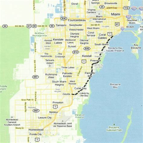 map coconut grove florida southeast florida day trips and one tank trips