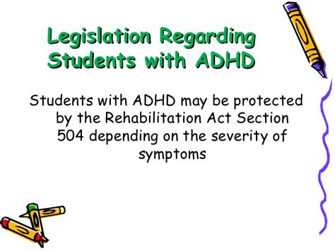 Adhd Section 504 by Adhd Awareness Project