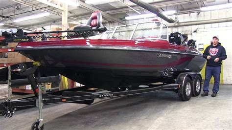 stratos boats you tube stratos boats complete package with professional angler