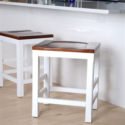 Two Tone Counter Stools by Brant Counter Height Bar Stool Two Tone Home