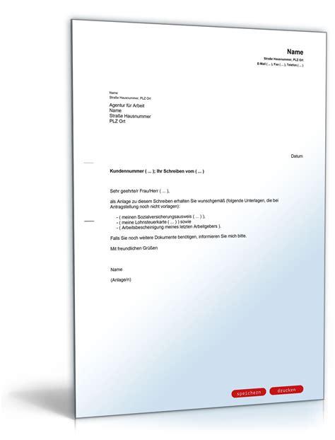 Anschreiben Arbeitgeber Arbeitsbescheinigung begleitschreiben bei zusendung unterlagen muster zum