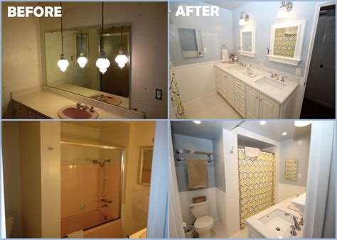 Remodel Before After before after 002 san diego bathroom remodel before after