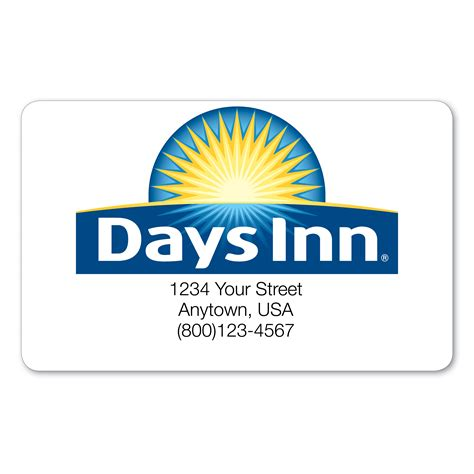 Days Inn Gift Cards - wyndham archives plastilam plastilam