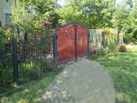 colorful painting ideas  fences adding bright