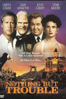 watch online nothing but trouble 1991 full movie official trailer nothing but trouble 1991 hollywood movie watch online filmlinks4u is