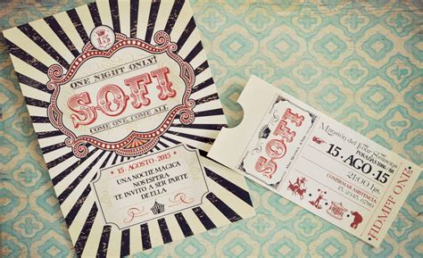 tarjetas on pinterest 15 anos wedding invitations and invitations tarjeta 15 a 241 os circo 2 tarjetas de 15 a 241 os pinterest