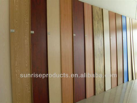 Full Hardwood Core White Colour Melamine Faced Plywood