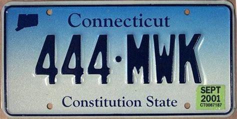 Ct Vanity Plates by Connecticut Y2k