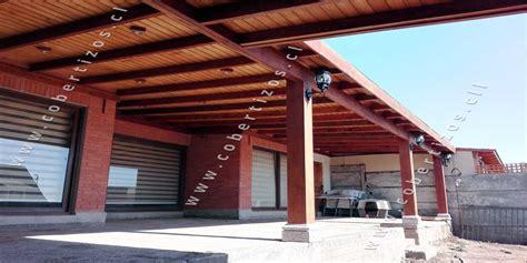 cobertizos de fierro cobertizos de madera quinchos cobertizos