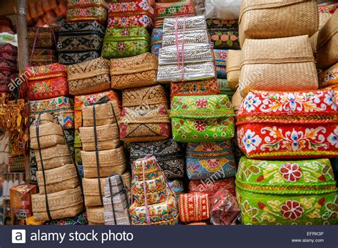 Shop Indonesia souvenir shop in ubud bali indonesia stock photo