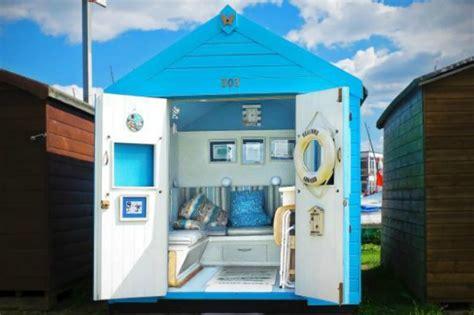 cabina da spiaggia sapore di mare revival come trasformare le cabine da