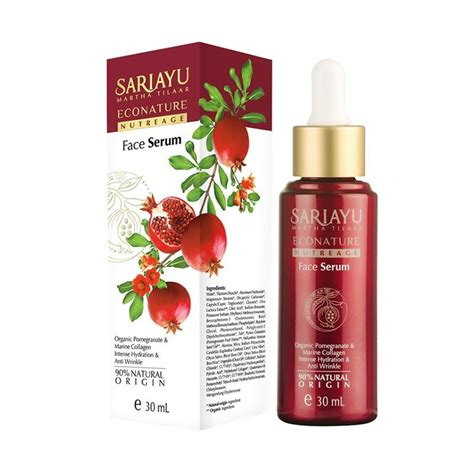 jual sariayu econature nutreage serum 30 ml