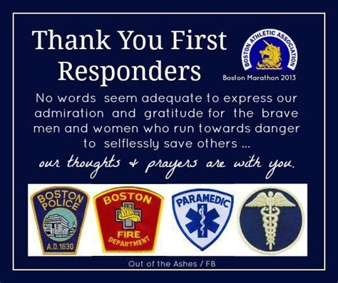 boston prayer table 28 best thank you responders images on