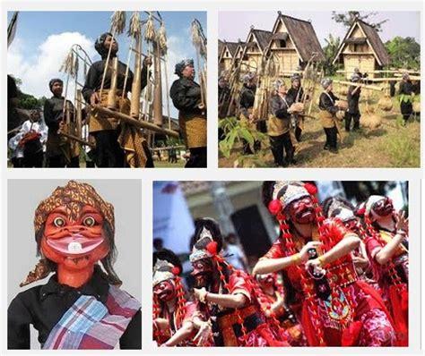 orang jawa indonesia mengenal suku sunda yang berasal dari jawa barat
