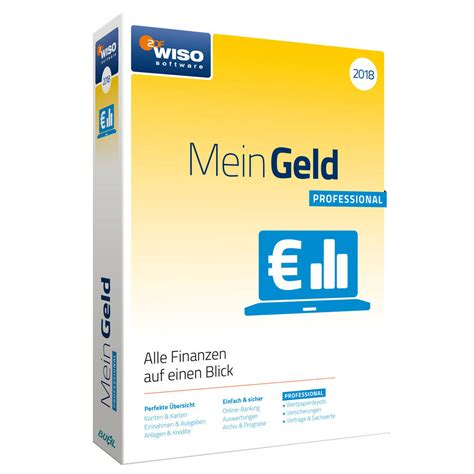 Buhl Data Mein Büro by Buhl Data Wiso Mein Geld Professional 2018 Software