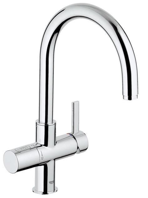 faucet 31312000 in starlight chrome by grohe
