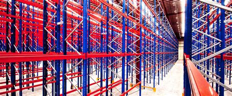 Racking Stress by Pallet Racking Repairs Sts Storage Systems