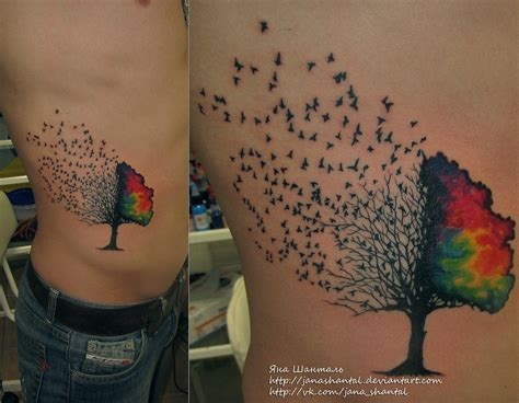bird tree tattoo tattoos on tree tattoos tree of and