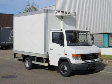mercedes germany delivery mercedes vario 614d 3 fleisch rohrbahnen k 252 hlkoffer