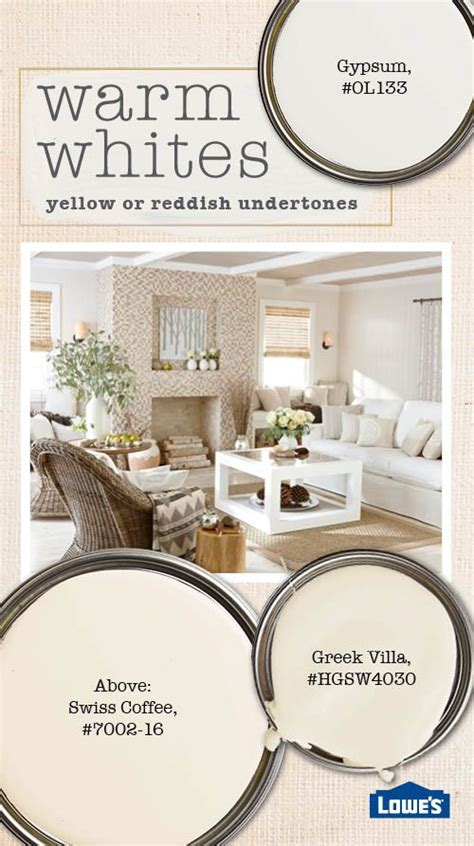 paint colors yellow undertones understanding the undertones of white paint can help you