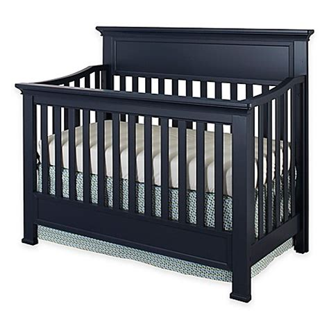 bed bath and beyond westwood buy westwood design wyatt convertible crib in navy from