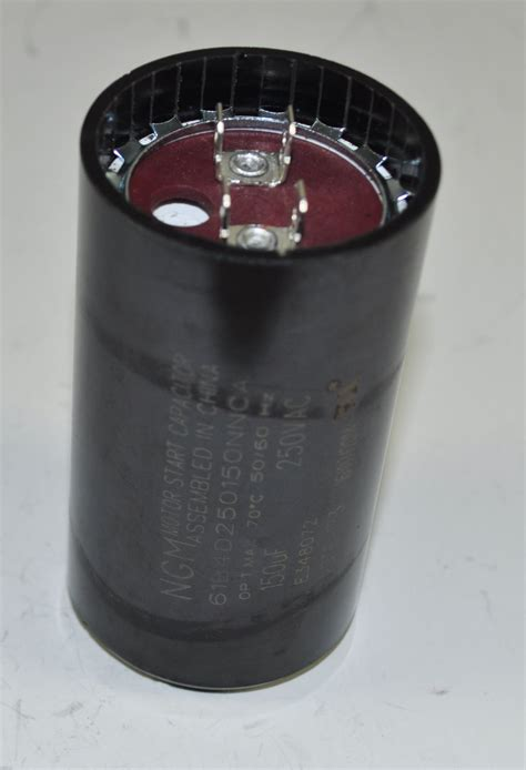 kobalt air compressor start capacitor husky e106007 start capacitor master tool repair