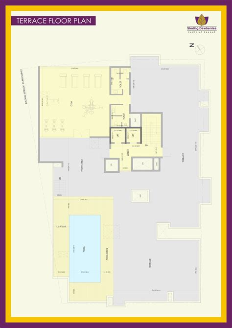 judicial layout plan sterling estates