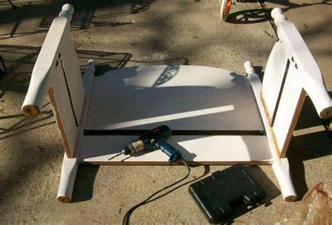 bench from headboard and footboard top diy bench from headboard and footboard wallpapers