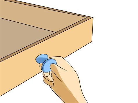 how to fix a stripped cabinet knob or drawer pull 4 steps