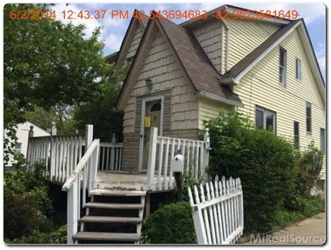 fraser michigan reo homes foreclosures in fraser
