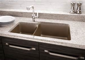 Quartz Kitchen Sink Quartz And Granite Kitchen Sinks