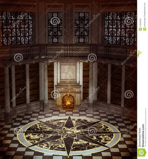 tower interior tower interior stock illustration image of background 14540246