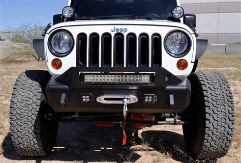 Bumper Jeep Jk Jeep Jk Front Bumper Center By Addictive Desert Designs