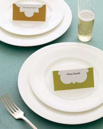 martha stewart card templates martha stewart printables make your table prettier with a