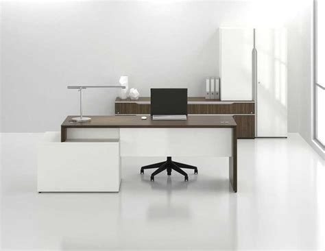 modern office furniture desk best 25 contemporary office desk ideas on