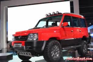 tata motors new car launch 2014 tata launches rugged sumo 4x4 pics specs details