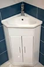bathroom sink corner unit bathroom corner unit home furniture diy ebay