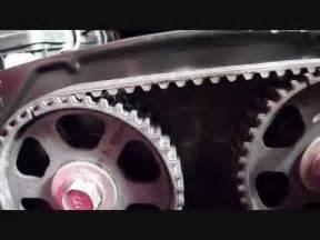 2002 Kia Timing Belt 2002 Kia 1 5 Liter Timing Belt Replacement How To