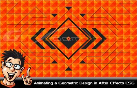 geometric pattern after effects digital tutors animating a geometric design in after