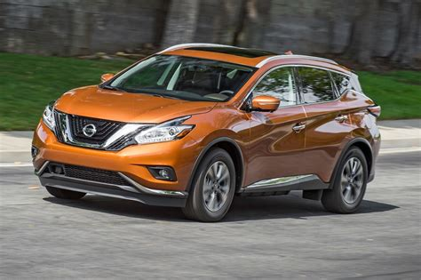 murano nissan 2015 nissan murano sl awd review term verdict