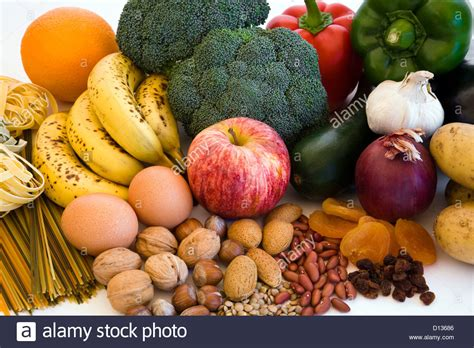 carbohydrates fiber protein carbohydrates and fibre food selection stock