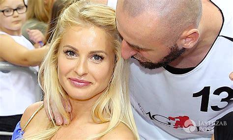 paula tumala galeria paula tumala i marcin gortat parą zdjęcia z meczu w krakowie
