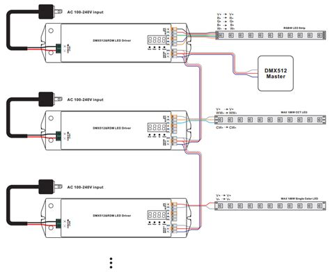 dimmable led driver wiring diagram tamahuproject org