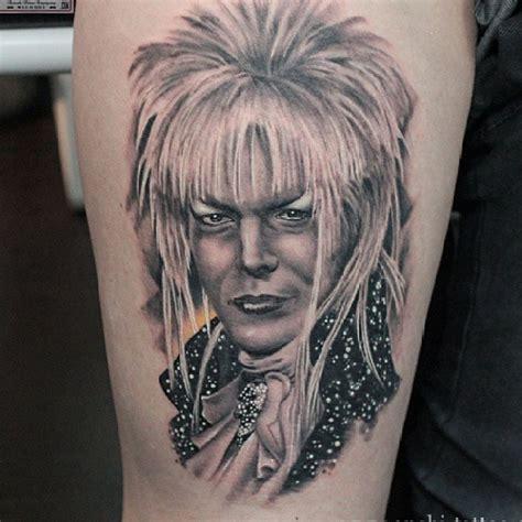 king david tattoo david bowie labyrinth labyrinth