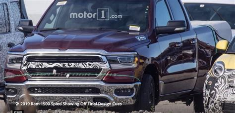 2019 Dodge Ram Front End by Next 2019 Ram 1500 S Front End Exposed In