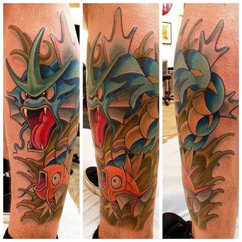 gyarados tattoo 18 best more images on tribal tattoos